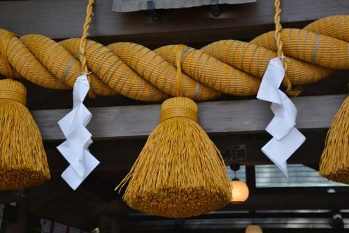 水戸藩の藩校弘道館 更に奥には弘道館鹿島神社があります