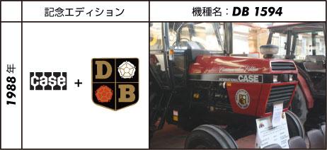 デビッド・ブラウントラクター1594 記念エディション 1988? 95 hp 6-cylinder