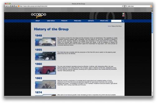 現在は色々手広くやっているみたいです。http://www.cobo-group.com/