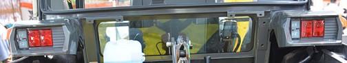 スラッガーのコンビネーションランプ。左に寄ってます。