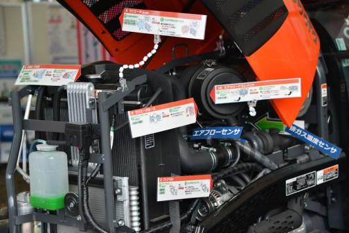 クボタ新型トラクター スラッガー SL54HCQMANPC3P 価格¥7,119,360 ★54馬力 ★特殊自動車3次排ガス規制に適合する最新ディーゼルエンジン ★高い伝導効率とスムーズな無段変速、デュアルドライブトランスミッション(C仕様) ★クボタスマートアグリシステム(KASAS)標準装備
