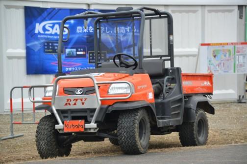 Kubota Utility Vehicles RTV クボタユーテリティビークル RTV