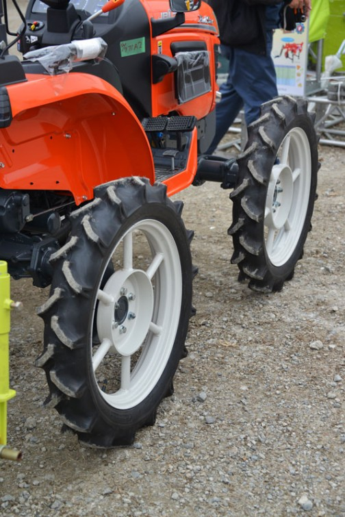 kubota_tractor_JB13XSHC クボタブルスター JB13ハイクリ仕様 価格¥1,576,800