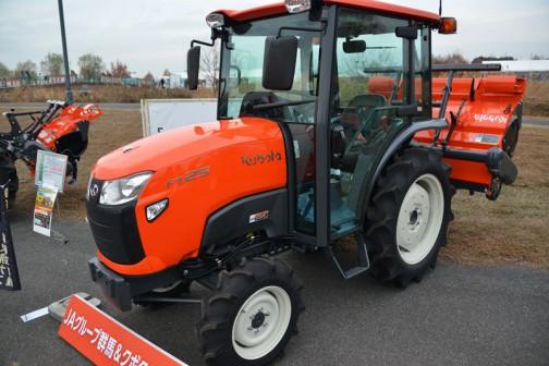 kubota tractor FT25 クボタ GRANFORCE FT25FQBMAQF5C 価格¥3,300,480 ★25馬力 ★グライドシフト(F仕様) ★キャビン仕様