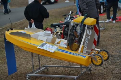 タカキタ eボート 結構こうやって人を集めています。