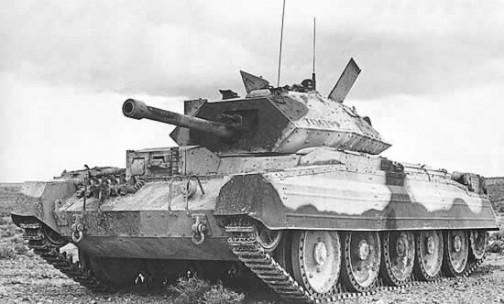 巡航戦車 Mk.VI クルセーダー