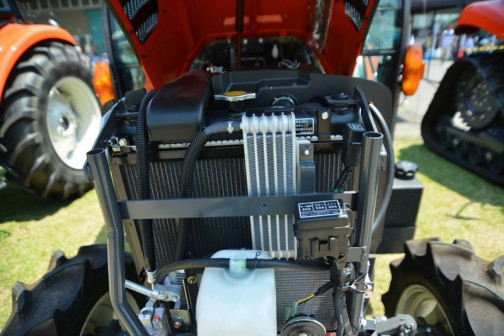 9月発売予定のクボタトラクター スラッガーSL41 kubota Slugger SL41