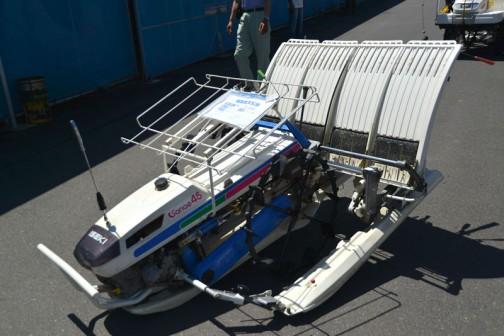 イセキ 歩行田植機 PS45D-70 中古価格¥87,000