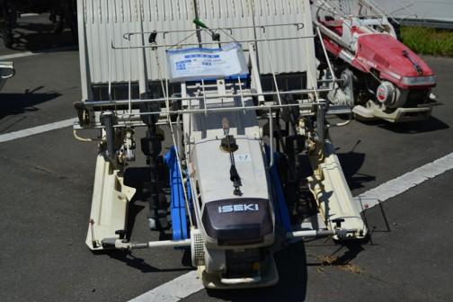 イセキ 歩行田植機 PS45D-80 中古価格¥108,000