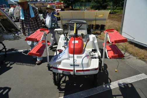 ヤンマー 乗用田植機 Pe-1 中古価格¥150,000
