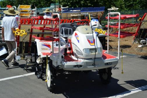 ヤンマー 乗用田植機 VP6 中古価格¥540,000