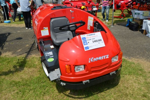 共立 スピードスプレーヤ SSV654F/EPKN 価格¥3,405,200 タンク容量 600L 4WD やまびこノズル 風量520㎡/min