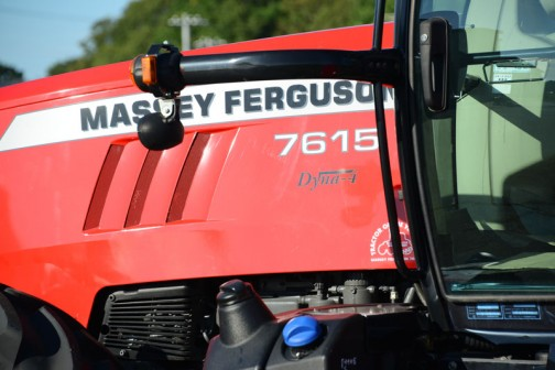 Massey Ferguson MF7615 2013 - 2014 7600 Series Sisu 6.6L turbocharged air-to-air aftercooled diesel 6-cylinder 24-valve 140 hp