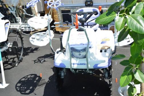 三菱4条植田植機 LC40D 価格¥778,680