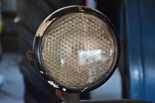 MADE IN ENGLAND バトラーズのランプです。ドイツ製じゃないんだな。