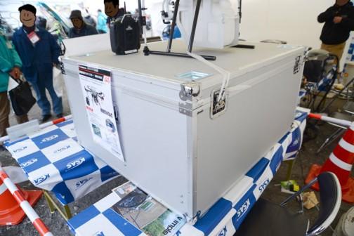 丸山製作所の液剤撒布用マルチコプターMMC940AC