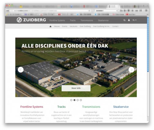 WEBページもあります。(http://www.zuidberg.com/)