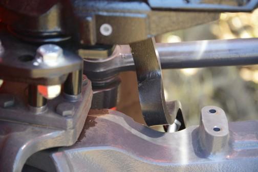 クボタトラクターM7001シリーズM7151です。