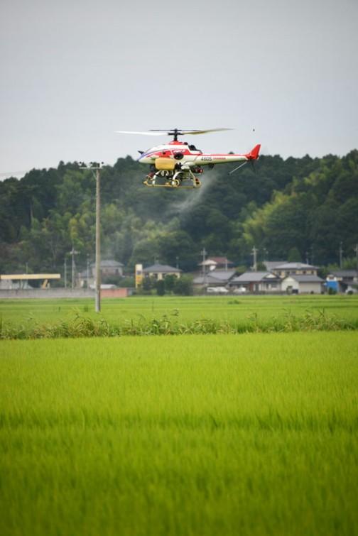 ヤンマー無人ヘリ AYH-3