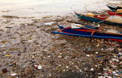 写真はフィリピンのパシッグ川(ウィキペディアより)