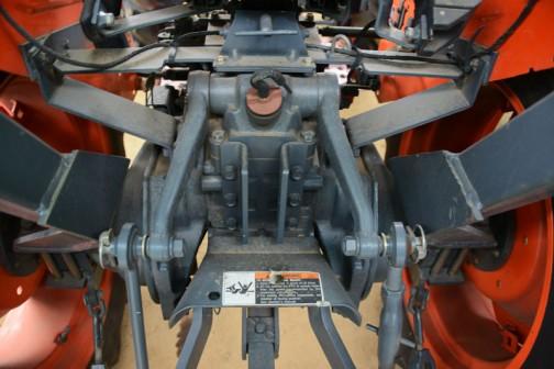 クボタトラクターL2500