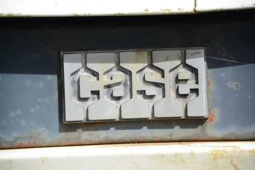 だからデビッドブラウンなのにCASEのロゴが付いているってわけですね。