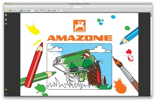 WEBページでおもしろかったのはFUNのページがあること。壁紙を配っているのは普通として、24Pもある塗り絵があるんです。