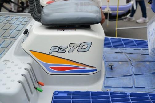 イセキ田植機 PZ70-HGRL 中古価格¥650,000 使用時間626時間