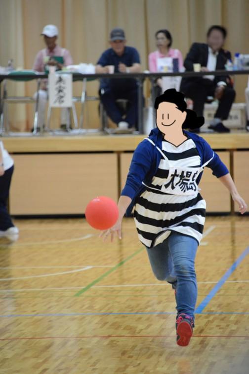 競技としてはボールをドリブルして回ったりするような軽めのもの・・・