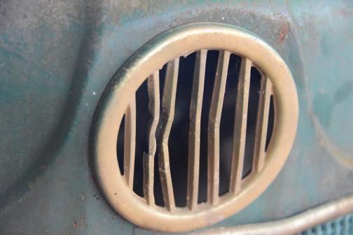 オデコの独立空気取り入れ口。
