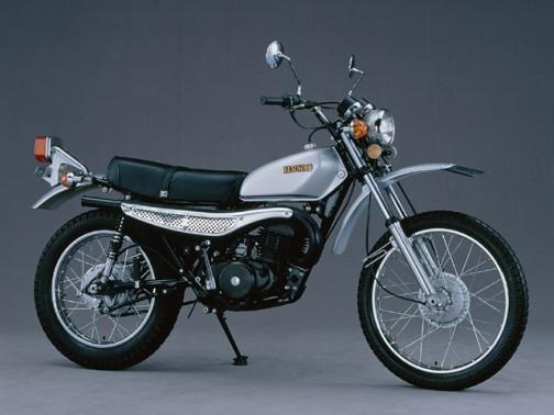 MTといえばスティーブ・マックイーンがコマーシャルしていた、ホンダ・エルシノアMT250。