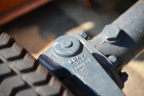 残りの写真です。何か書いてあるかな・・・という感じで撮ったのですが、B8200Dとあります。