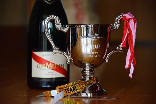 僕たち「お米たべてー!TEAM」はRed Bull Box Cart Race 2017.において60チーム中3位を獲得しました!応援ありがとうございました!