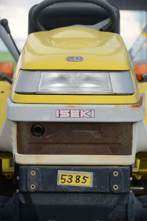 ヘッドランプにはKNIGHT BEAMと読める銘が入っているので、これも今仙電機ですね!