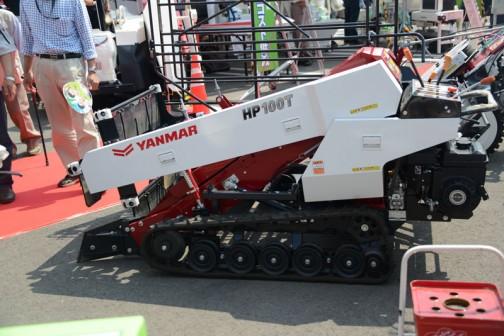 たまねぎピッカー HP100T 価格¥1,328,400 作業能率2.5〜3.0時/10a デバイダ幅90/100cm