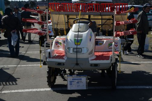 ヤンマー田植機 VP6C 中古価格¥330,000