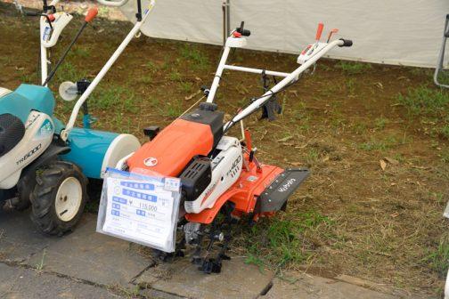 クボタ 管理機 TA400 中古価格 ¥115,000 備考 ほぼ未使用