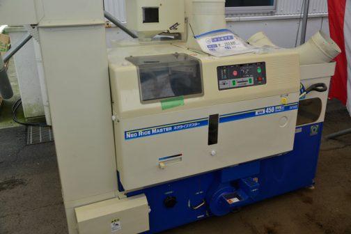 サタケ 籾摺り機 NPS450DWAMⅡ 中古価格 ¥250,000 製造年 H21年 備考 ロール、ベルト交換済み