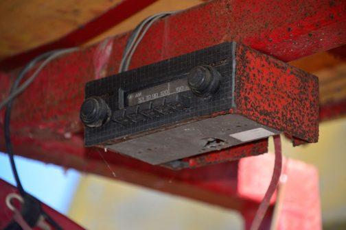 ラジオはメーカーが確認できませんでした。