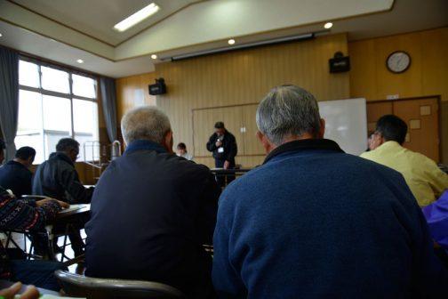 昨日は多面的機能支払交付金事務研修会でした。