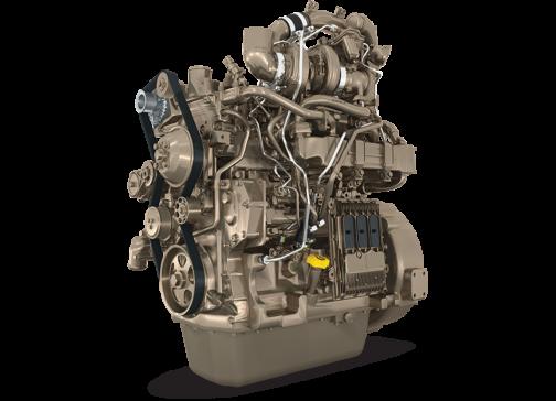 PowerTech™ PSLなのかPowerTech™ PSSなのかはよくわかりませんがDEUTZには4.1L4気筒のエンジンしかないのでこちらなのでしょう。