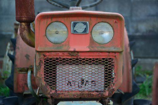 ただ、ヤンマーの社史に業界初の四輪駆動と謳われていますが、書いてある通りにそれが1974年のことだとしたら、それはもしかしたら間違っているかもしれません。