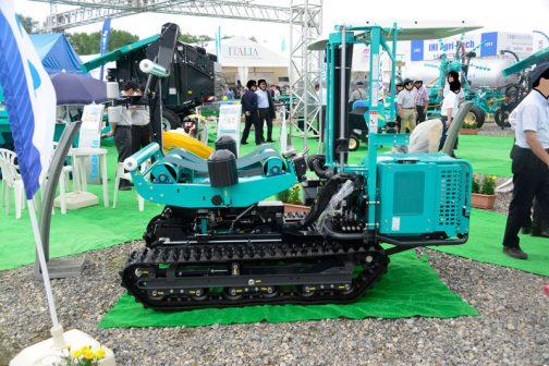 自走ラップマシン SW1120DM