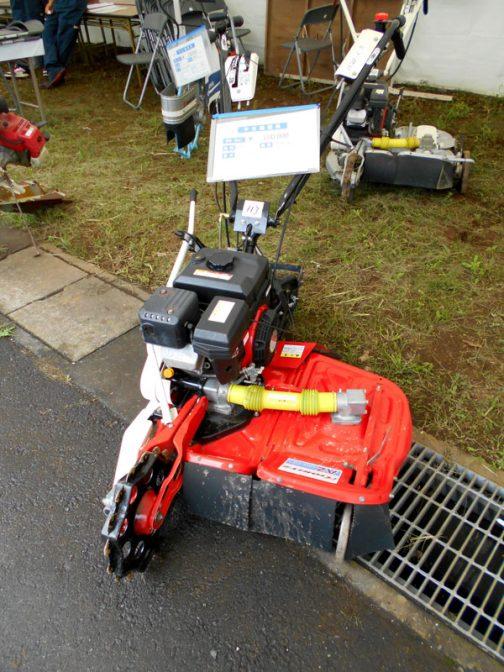 やまびこ 畦草刈機 AZC726A 中古価格(税込)¥180,000 初年度購入2016年
