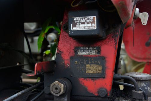 少ない写真ですが、大事な軽自動車型式認定番号と銘板はおさえていたみたいです。
