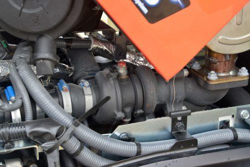 クボタ新型スラッガーSL540です。