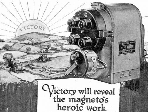 かなり時間がかかりましたが、同じものを見つけました、the berling magnetoです。エリクソンのブランドでMADE IN USAだったんです。あーすっきり。