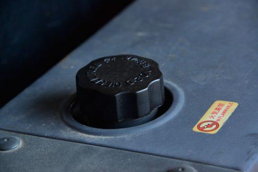 何となく燃料タンクキャップ。