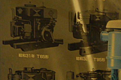 昭和31年T65形/昭和32年T95形