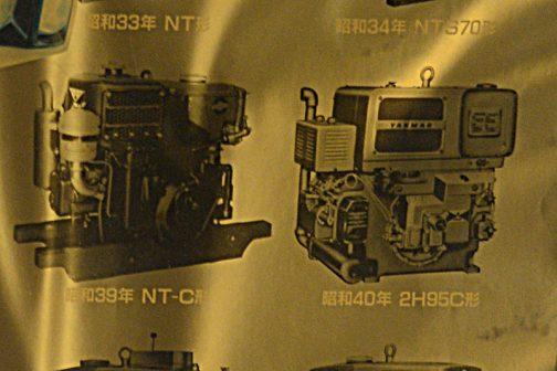 昭和39年NT-C形/昭和40年2H95C形 だんだん今っぽい形になってきました。